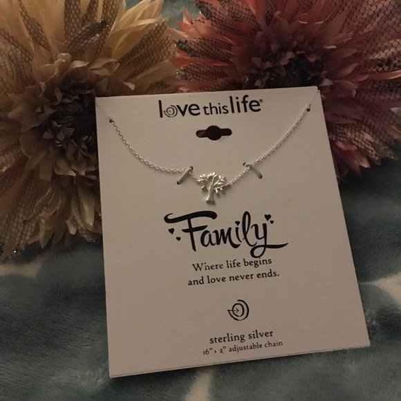 David Culiner Jewelry - Family Tree necklace